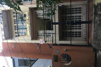 Bán nhà hẻm 12m thông 353/4 Nguyễn Thái Bình, P12, Tân Bình