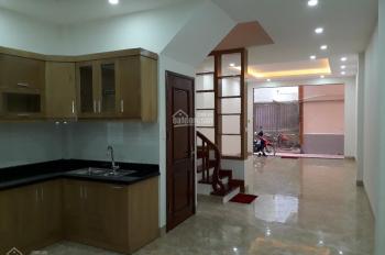 Bán nhà ngõ 279 Đội Cấn, Ba Đình 55m2*6T xây mới, ngõ thông kinh doanh giá 5.95 tỷ