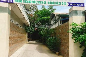 Khách sạn sân vườn - Mặt tiền đường Lê Trung Đình- TP. Huế
