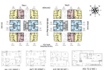 Còn đúng 2 căn 2PN ban công Đông Nam đẹp nhất dự án HC Golden City, tầng đẹp quỹ ngoại giao