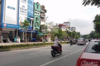 Nhà mặt phố Hồ Tùng Mậu, Nam Từ Liêm, DT 135m2 x 5T, MT gần 5m, giá 21 tỷ. LH 0984056396