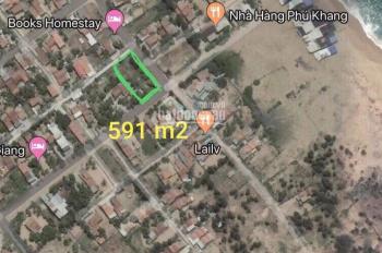 Nhà cần bán đất nền thổ cư mặt biển Phú Yên
