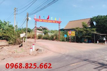 Đất hồng giá rẻ chỉ 2 triệu/m2 tại ấp 6, Sông Trầu, Trảng Bom, LH 0968825662