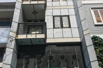 Nhà 4 lầu mới 100%  mặt tiền đường Ni Sư Huỳnh Liên (4.1x11m). Vị trí đẹp kinh doanh tốt 8 tỷ hơn