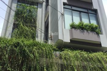 Vỡ nợ bán gấp hẻm 8m đường An Dương Vương P 2 quận 5 (6x20m) 6 tầng, TN 130 tr/th. Giá chỉ 15 tỷ