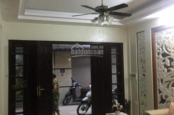CC Bán nhà PL Đội Cấn, Ba Đình, 40m2 x7T thang máy mới Ngõ thông, KD cho thuê tốt, Ôtô đỗ cửa 6.1tỷ