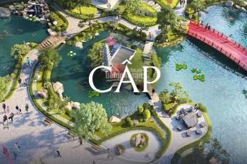 Sở hữu căn 2PN view vườn Nhật, cạnh bể bơi vô cực DA Vinhomes Ocean Park. LH PKD 0966 834 865