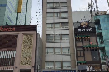 Bán tòa nhà MT Tôn Đức Thắng, P. Bến Nghé, Q.1. Giá 165 tỷ LH: 0902515612