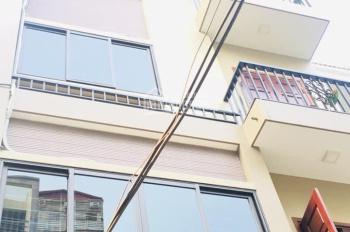 GẤP bán nhà 4 tầng 106m2 Cù Chính Lan thông Nguyễn Ngọc Nại ,ô tô tránh ,MT 5,2m, SĐCC, giá 12.9 tỷ