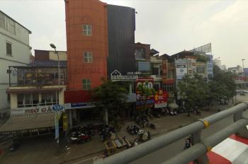 Nhà phố Bạch Mai cho thuê DT 451.5m2, mặt tiền 10.05m tiện làm showroom. Giá liên hệ 0332.777.333