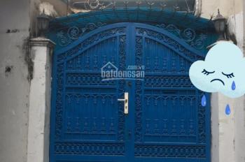 Cho thuê nhà nguyên căn hẻm cách mặt đường chính 30m, đường Đặng Dung, Phường Tân Định, Quận 1