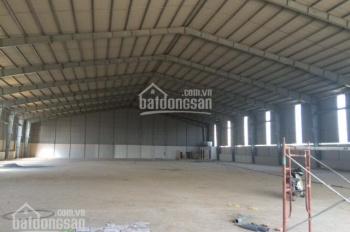 Cho thuê kho xưởng (mới xây) tại xã Hố Nai 3, Trảng Bom, Đồng Nai, LH: 0938.160.399