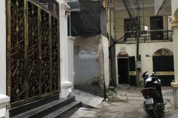 Bán nhà phố Minh Khai DT 38m2 xây 5 tầng, 2 mặt ngõ thoáng, SĐCC, giá 3,35 tỷ