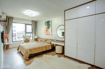 Căn hộ 2 phòng ngủ siêu đẹp tại dự án, Bàn giao nội thất cao cấp nhất Minh Khai. LH 0914.865.652