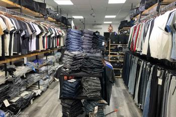 Sang shop thời trang đồ nam ở Tân Bình