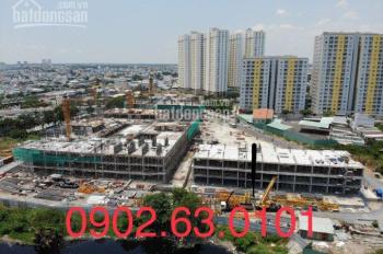 Căn hộ City Gate 2, ở mặt tiền Võ Văn Kiệt, Q. 8, giá chỉ 1,6 tỷ, LH 0933575333