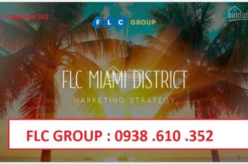 FLC group không duyệt vay ngân hàng, bung cọc bán mới 5 căn shop miami, 2 căn BT giá CK 12% + VC 5*