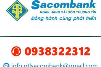 Ngân hàng Sacombank HT thanh lý 39 nền đất khu vực TP. HCM chỉ từ 680tr SH riêng gần BX Miền Tây