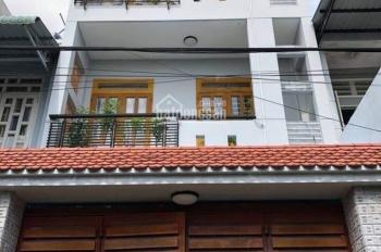 Cho thuê nhà nguyên căn HXH 93/8 Nguyễn Trọng Tuyển, gần ngã tư Trần Huy Liệu, Q. Phú Nhuận
