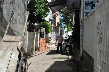 Cho thuê nhà 2 tầng kiệt 3m Nguyễn Hoàng 98m2, 2PN, 2WC