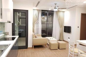 Cho thuê chung cư Vinhomes Green Bay, Mễ Trì, Nam Từ Liêm, 2PN, 70m2, đủ tiện nghi