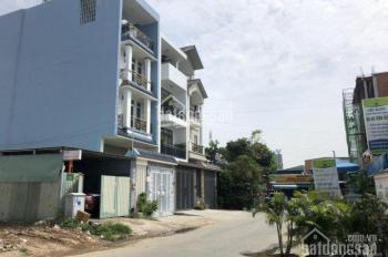 Bán đất HXH sau siêu thị Emart Phan Huy Ích, P12, Q. Gò Vấp DT 4x15.5m, CN 70m2