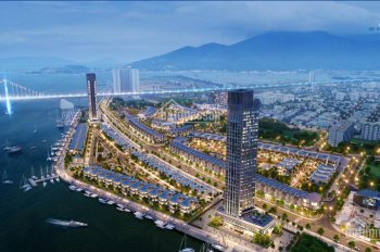 Mở bán nhà phố 4 tầng - Quỹ đất vàng ven sông Hàn trung tâm TP Đà Nẵng