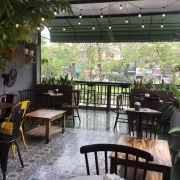 Sang nhượng quán cà phê đường Nguyễn Khang 100m2, 4 tầng. Đồ mới