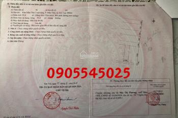 Cần bán cặp đất hai mặt tiền đường Nguyễn Huy Chương giao Nguyễn Sáng, quận Sơn Trà 0905545025