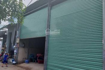 Cho thuê kho xưởng giá rẻ ở quận Bình Tân 9x30m, xe tải 2.5t