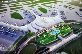Đất nền sân bay Quốc tế Long Thành - quy hoạch 1/500 - giá TT 520 tr - 100m2. LH: 0983796101