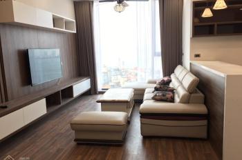 Cho thuê chung cư Vinhomes D'capitale Trần Duy Hưng, 2 phòng ngủ, 80m2, đủ nội thất