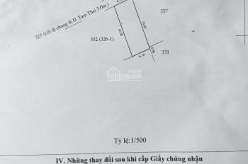 Bán đất P. Thủy Xuân - Kiệt 47 Minh Mạng. Liên hệ: 0935011626