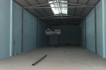 Cho thuê kho xưởng giá rẻ ở Vĩnh Lộc B, 300m2