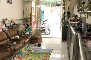 Cho thuê nhà mới hẻm 365 Hậu Giang 3.5x11m, 2 phòng ngủ