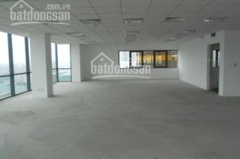 Cho thuê văn phòng 250m2 góc Trung Kính - Dương Đình Nghệ. Giá cho thuê chỉ 180ng/m2/tháng