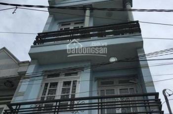 Nhà mặt tiền hẻm thông 2 lầu gần CVPM Quang Trung Q12