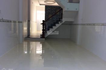 Nhà hẻm xe hơi Minh Phụng, 4.3x10m, 5 lầu sân thượng