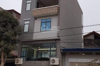 Cho thuê nhà phân lô ngõ 55 phố Đỗ Quang. DT 60m2 x 5 tầng, cách mặt phố 20m, ngõ vào 8m