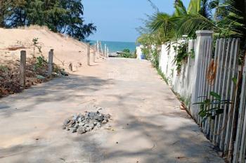 Bán đất biển đường ĐT 719, thôn Kê Gà, Hàm Thuận Nam, Bình Thuận. Giá 10tr/m2
