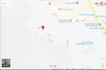 Đất bán khu quân đội 532 180m2, cuối đường Phạm Như Xương, an ninh tốt