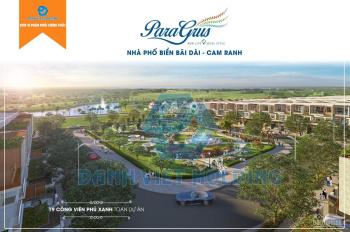Para grus, dự án 3 in 1, 21tr/m2: Nhà phố, nghỉ dưỡng, hotel mini, Bãi Dài, Cam Ranh, 0908651190