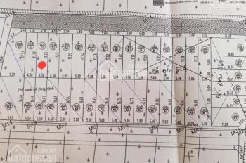 Cần bán lô đất đấu giá khu Sinh Quả, Xã Bình Minh, mặt đường TL 427, 86m2, mặt tiền 5m giá 13tr/m2