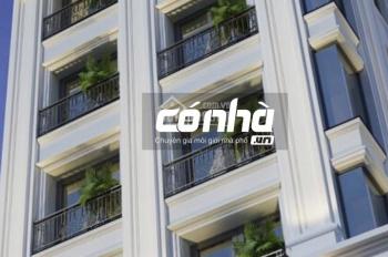 Tòa khách sạn tiêu chuẩn 2 sao mới xây 32 phòng full nội thất phường 2, quận Tân Bình