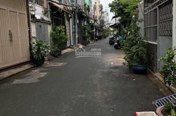Nhà HXH Vườn Lài, P Phú Thọ Hòa 4x12m, 1 trệt, 1 lầu vị trí đẹp hẻm thông 4.35 tỷ