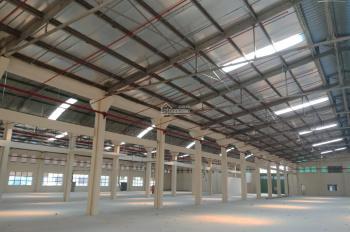 Xưởng mới cho thuê - KCN Tân Đức - Long An - DTSD: 7.000m2. LH: 0965698164