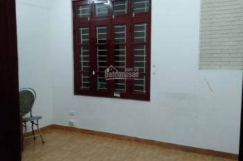 Cho thuê nhà khu đô thị Đại Kim, ô tô vào nhà, mặt tiền 5m, diện tích 55m2 x 5 tầng,12tr
