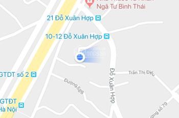 Bán dãy trọ tại đường Đỗ Xuân Hợp, Q9, DT 112m2, ra ngã 4 Bình Thái 300m
