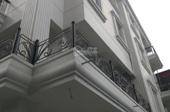 Cho thuê biệt thự đường Nguyễn Khánh Toàn, ngay Đào Tấn, 210m2 * 5 tầng, 80tr/th