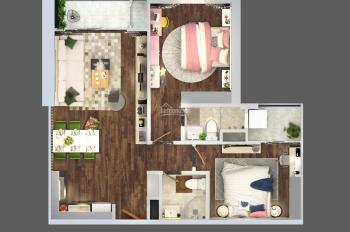 1.7 tỷ căn 2 phòng ngủ 74m2 chung cư Terra An Hưng - Giá độc tôn tại Hà Đông